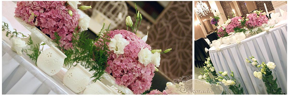 dekoracja sali weselnej - czestochowa -11