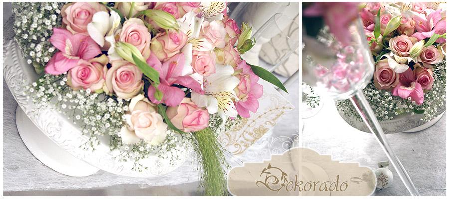 dekorowanie sal weselnych - wroclaw
