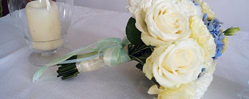 Bukiet ślubny - Oświęcim