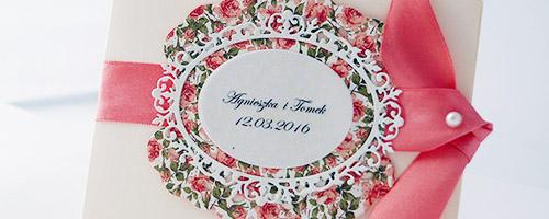 Zaproszenia ślubne, weselne, na komunię w Żorach