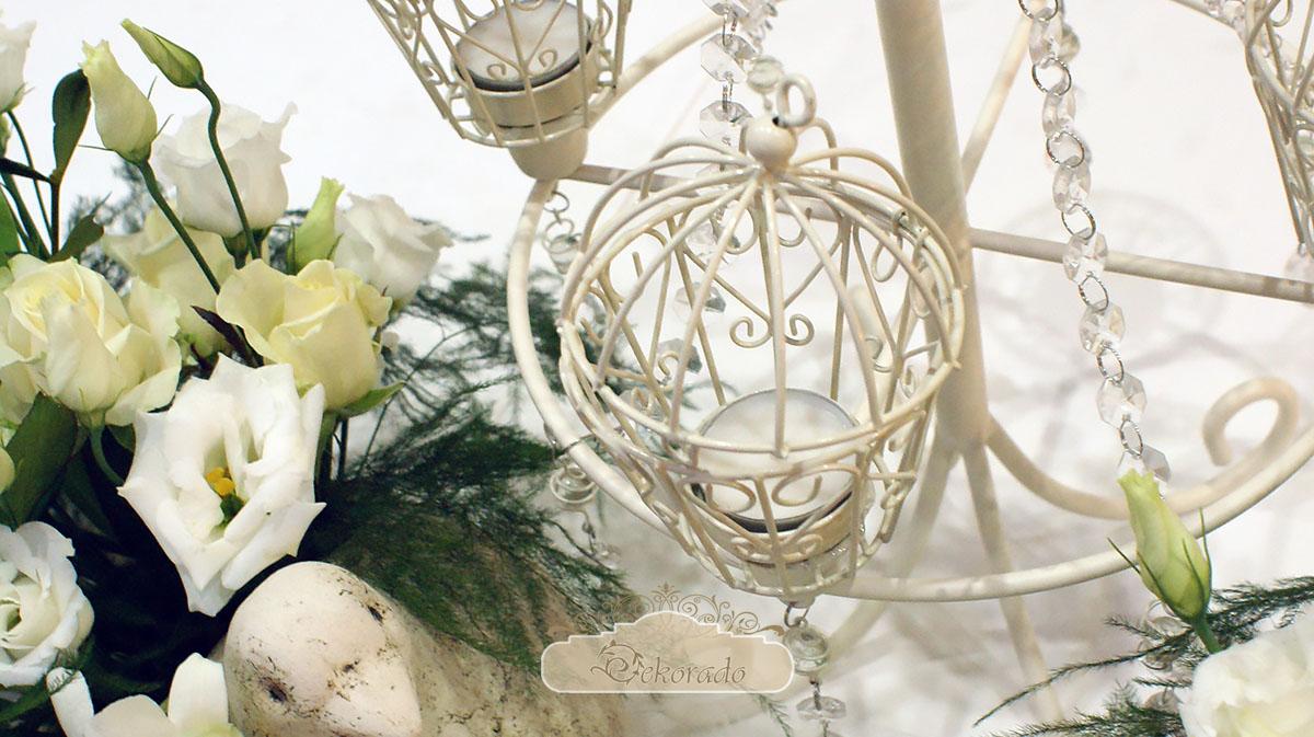 Dekoracje ślubne Dekorowanie Sali Weselnej Racibórz