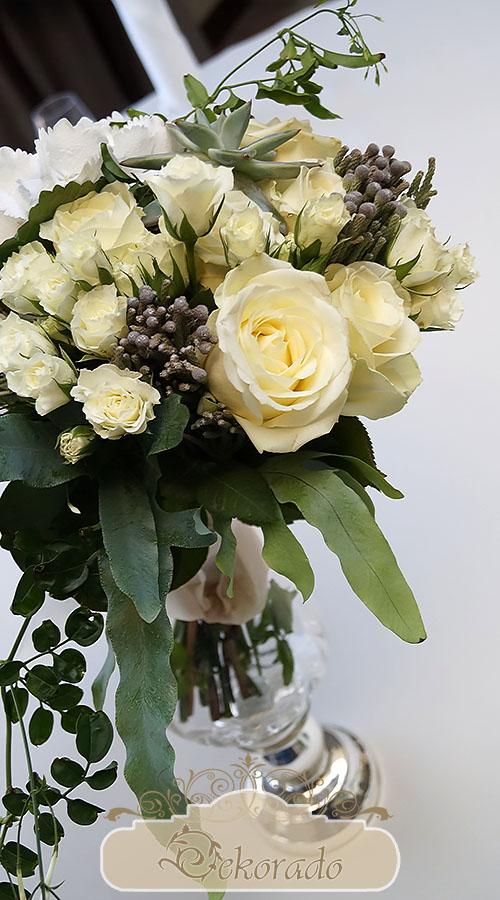 Kwiaty do ślubu - Racibórz
