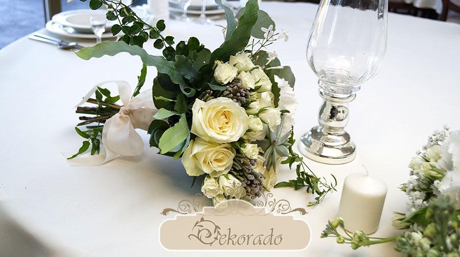 Bukiety weselne w Raciborzu